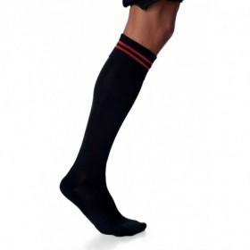 Chaussettes de sport rayées