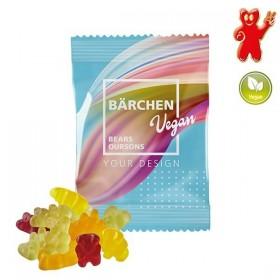 Sachet de 10g d'oursons Vegan - bonbons