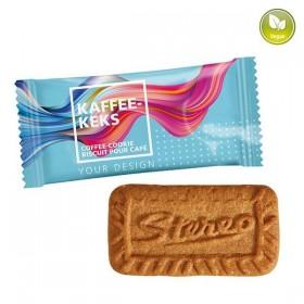 Biscuit au caramel pour café