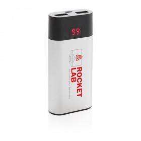 Batterie de secours 4000 mAh avec affichage LED CERVILLE