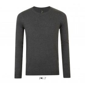 Pull classique col rond homme GINGER