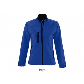 Softshell 3 couches zipée femme, doublure micropolaire ROXY