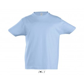 Tee-shirt Enfant col rond IMPERIAL 190 grs