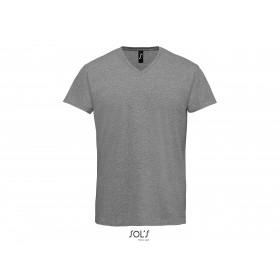 Tee-shirt col V Homme IMPERIAL V 190 grs