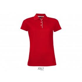 Polo sport Femme en polyester PERFORMER