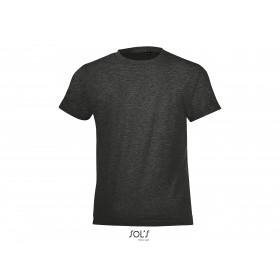 Tee-shirt ajusté col rond Enfant REGENT FIT 150 grs