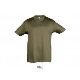 Tee-shirt col rond Enfant REGENT 150 grs