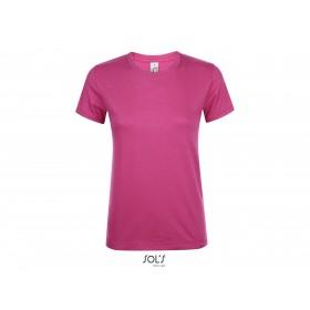 Tee-shirt col rond Femme REGENT 150 grs