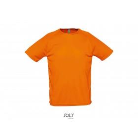 Tee shirt sport Homme manches raglan SPORTY