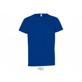 Tee-shirt sport Enfant SPORTY manches raglan