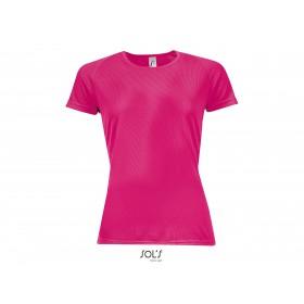 Tee shirt sport Femme manches raglan SPORTY