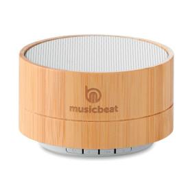 Haut-parleur Bluetooth Bambou CAUNEILLE