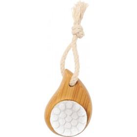 Brosse pour le visage en bambou