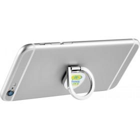 Support de téléphone anneau en aluminium