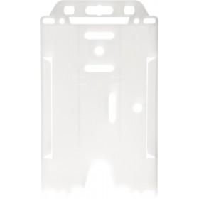 Porte-badge transparent