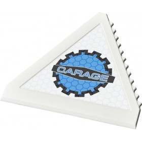 Grattoir à glace triangulaire