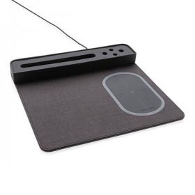 Tapis de souris  avec chargeur à induction 5W CENANS