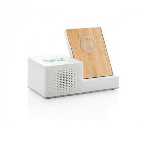 Chargeur à induction 5W avec haut-parleur CHAILLON