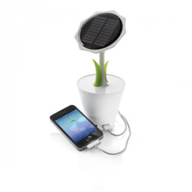 Chargeur solaire 2 500 mAh USTER
