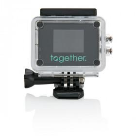 Caméra sport HD avec 11 accessoires CERET