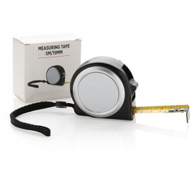 Mètre ruban - 5 m/19 mm CHAMPDOR