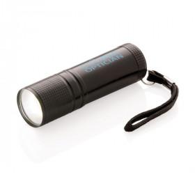 Lampe torche COB CHANTECOQ