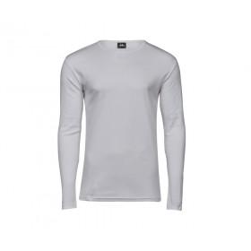 Tee-shirt blanc homme interlock 220 grs