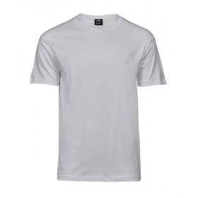 Tee-shirt blanc homme - lavage 60°