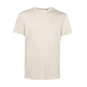 T-shirt blanc homme col rond 150 coton organique