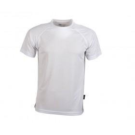 Tee shirt blanc homme respirant