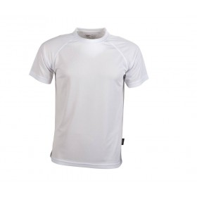 Tee shirt blanc enfant respirant