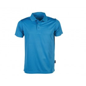 Polo couleur polyester pour homme