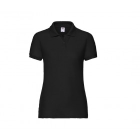 Polo workwear couleur femme lavage 60°