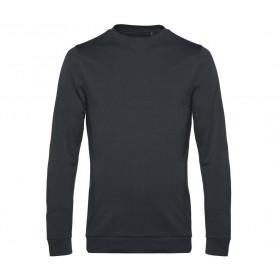 Sweat-shirt couleur homme intérieur non gratté 280 grs