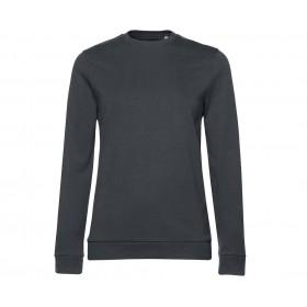 Sweat-shirt couleur femme intérieur non gratté 280 grs