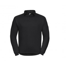 Sweat-shirt homme lavage 60° col polo