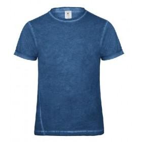 Tee shirt homme manches courtes fashion