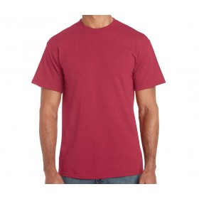 Tee-shirt homme couleur col rond 180 grs