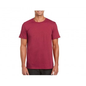 Tee-shirt  couleur homme col rond 150 grs