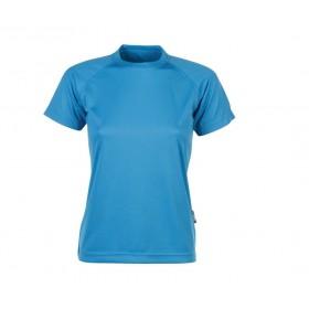 Tee shirt couleur femme respirant