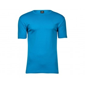Tee-shirt couleur homme interlock 220 grs