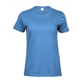 Tee-shirt couleur femme workwear lavage 60° 185 grs