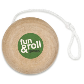 Yo-yo en bois CHAMBERAT