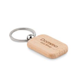 Porte-clés rectangulaire  bois BUGNIERES