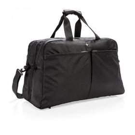 Sac de sport avec ouverture type valise anti RFID TIVOLI