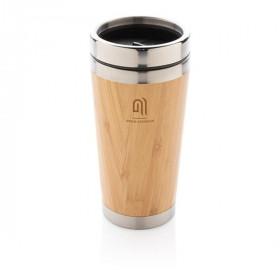 Mug double paroi en bambou CADRIEU