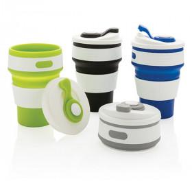 Mug pliable en silicone CAGNICOURT