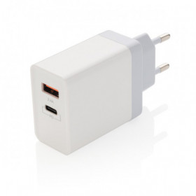Chargeur mural avec double sortie Power Delivery - GEE