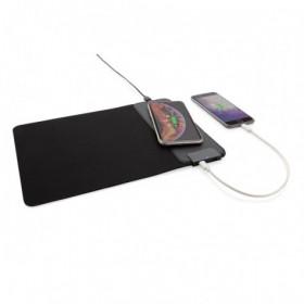 Tapis de souris avec ports USB et chargeur à induction - GEMAGES
